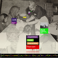 The new and improved History of Health in Saskatchewan timeline compiles historical data with key political, economic and social events.